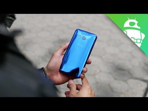 HTC U11 hands-on: HTC's true 2017 flagship!