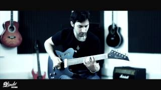 Lindo Guitars - Dark Defender SE (Live Demo) by Andy Constantinou