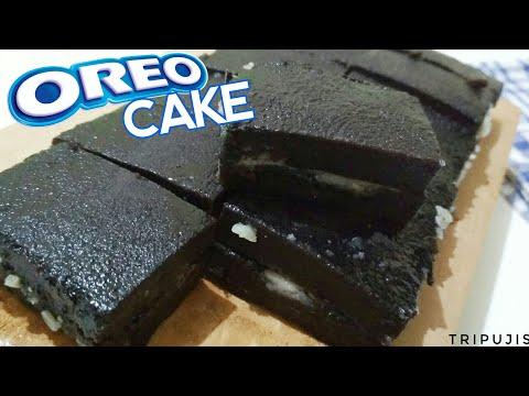 Resepi cupcake oreo kukus