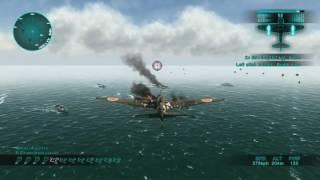 Air Conflict Pacific Carriers - Attack US Fleet   Leyte Gulf Zuikaku Fortunate Crane - Xbox 360