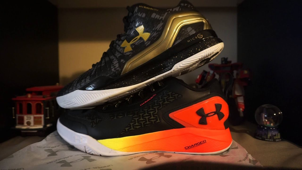 ... Under Armour Clutchfit Drive 2 Low vs. Clutchfit Drive Low full  performance review