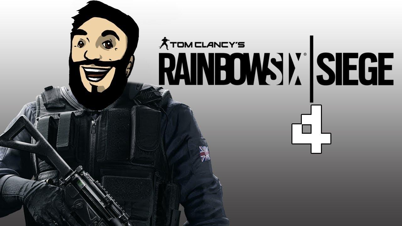 Rainbow 6 Siege w/ NLSS Crew - 04