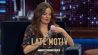 LATE MOTIV - Laura Márquez. El diario de Laura Jones | #LateMotiv797