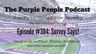 Purple People Podcast #304: Survey Says
