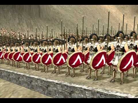 Decisive Battles - Thermopylae (Greece vs Persia)