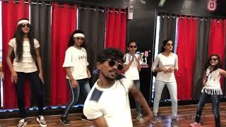 ROWDY BABY | Maari 2 | jacksir | Dance Choreography | Dhanush, Sai Pallavi