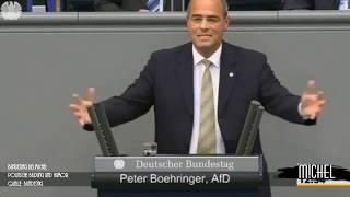 Vizepräsident Friedrich überfordert - AFD Rede im Bundestag torpediert? Bundestag Aktuell AFD