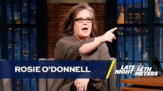 Rosie O'Donnell Tells the Origin Story of Her Feud with Donald Trump