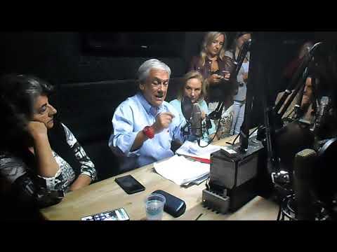 Sebastián Piñera en la mesa del TwitterCafé vía Radio Valparaíso