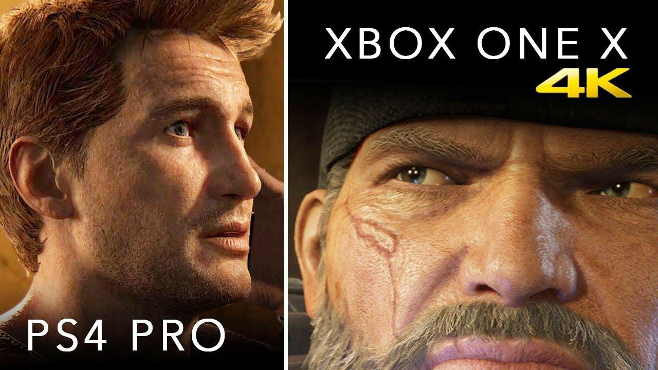Xbox One X vs PS4 PRO: GRAPHICS, SPECS, PRICE & MORE [4K ... Xbox One X Vs Ps4 Pro Graphics Comparison