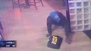 Police searching for 'Tool Bag Bandit'