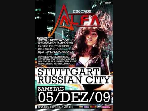 Discopark Alfa Stuttgart Russian City Party