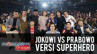 Mata Najwa - Anak Muda Pilih Siapa: Jokowi VS Prabowo Versi Superhero (Part 8)