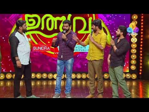 Comedy Utsavam│Flowers│Ep# 169