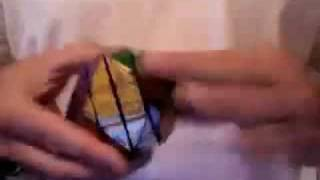 4x4x4 Rhombic Dodecahedron