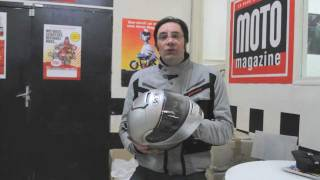 Casque modulable Shoei Neotec - Le test