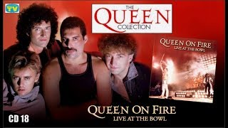 Baixar [394] Queen On Fire: Live At The Bowl - CD18: The Queen Collection Digipack Series from Italy (2015)