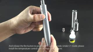 Joyetech eGo ONE VT Starter Kit Video