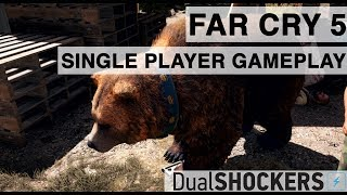 Far Cry 5 Single-Player Gameplay | 4K