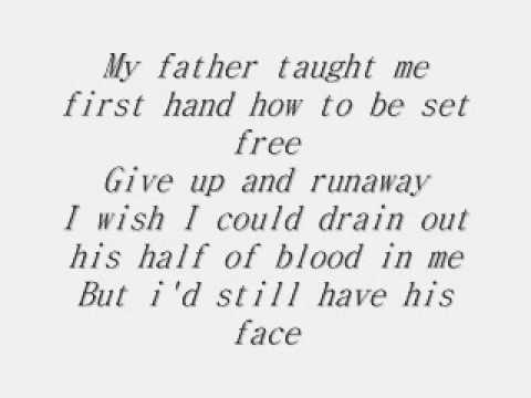 Family Tradition - Senses Fail (Lyrics)