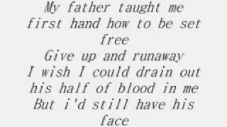 Family Tradition - Senses Fail (Lyrics)