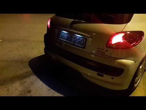 Peugeot 206+ 1.4 hdi popcorn