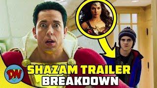 Shazam Teaser Trailer Breakdown in Hindi   DesiNerd