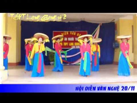 Múa - Cô gái Việt Nam - 10A3