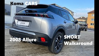 Peugeot 2008 Allure - Short walkaround , exterier / interier