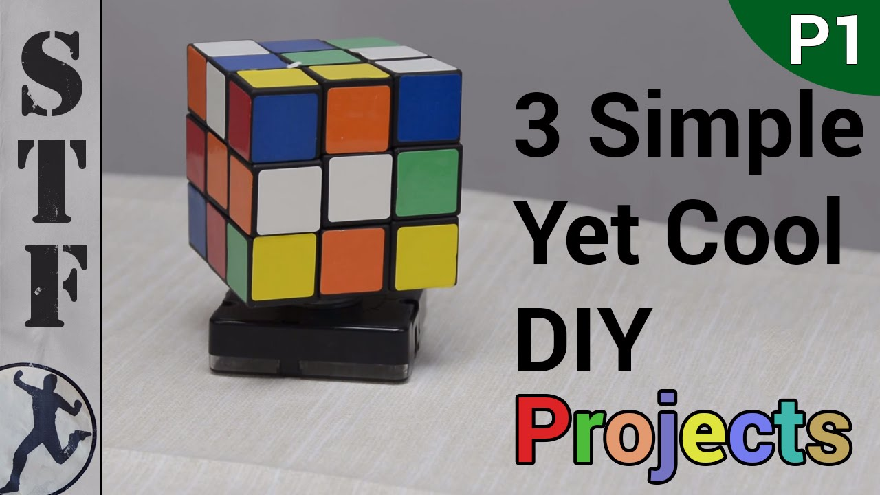 3 Simple Yet Cool Diy Projects Part 1 Youtube
