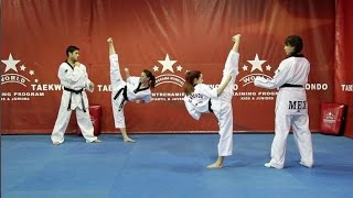 World Taekwondo Training Program  English Language Presentation
