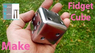 How to make the big steel dice