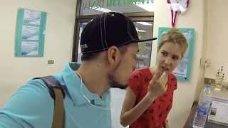 СТОМАТОЛОГИЯ В ТАИЛАНДЕ | Как я лечила зуб [Архив](25$ на ваше путешествие → https://www.airbnb.ru/c/ymarakhotin?s=8 Видео от 3 февраля 2014 г. Видео о походе в клинику Тайланда..., 2014-12-06T11:00:03.000Z)