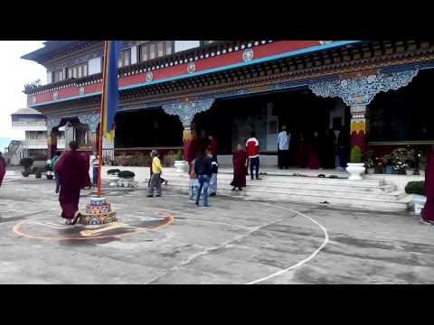 Darjeeling. Ghoom monastery. West Bengal