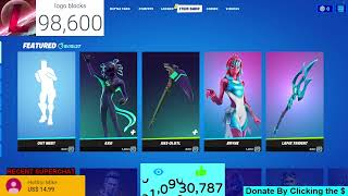 LIVE🔴 Fortnite Item Shop COUNTDOWN (January 20th, 2020) NEW SKINS?! (Fortnite Battle Royale)