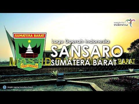 Sansaro - Lagu Daerah Sumatera Barat (Karoke, Lirik Dan Terjemahan)