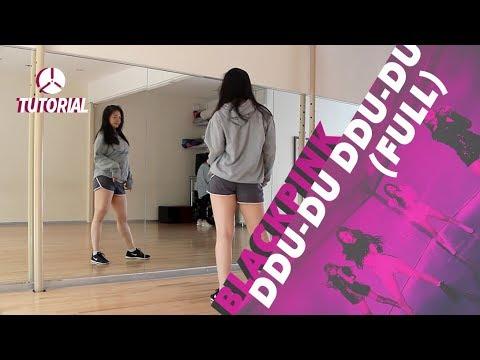 [FULL DANCE TUTORIAL] BLACKPINK - DDU-DU DDU-DU (뚜두뚜두) | Dance Tutorial by 2KSQUAD