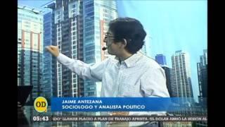 """Entrevista Jaime Antezana """" Hay un Narco Candidato"""""""