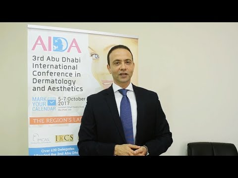 3rd Abu Dhabi International Conference in Dermatology and Aesthetics - Dr. Yasser Elassiuty