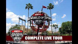 Download lagu ESPN Wide World of Sports Complex Walt Disney World Full Live Tour