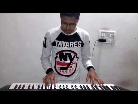 Baaton Ko Teri | Paino Tutorial | Instrumental | All Is Well