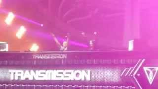Transmission 2015 (The Creation) - Markus Schulz & Nifra are playing The Creation