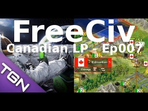 FreeCiv 2.4.0 [SDL Client] Canadian LP - Ep007