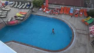 Joker Side Hill Suite Hotel. Сиде. Номер и территория отеля.
