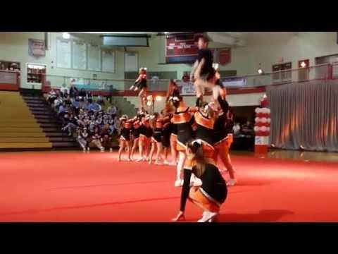 Boy Cheerleader