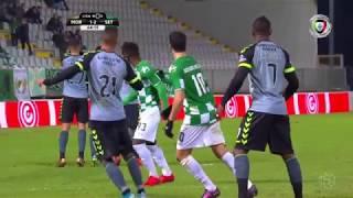 Video Gol Pertandingan Moreirense vs Vitoria de Setubal