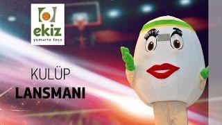 Ekiz Yumurta Foça Basketbol Kulübü Lansmanı