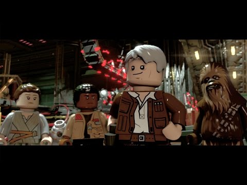 LEGO Star Wars: The Force Awakens - Gameplay Reveal Trailer | Available June 28, 2016