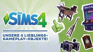 Unsere Lieblings-Gameplayobjekte in Die Sims 4 | sims-blog.de