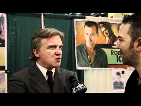 Anthony Michael Hall Exclusive Interview @ Comic Con 2012